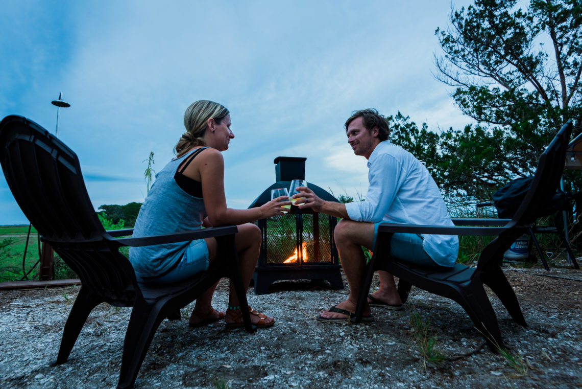 Lrk Private Overnight Glamping Little Raccoon Key